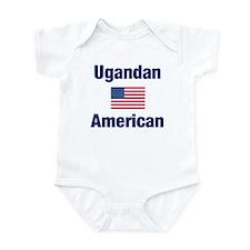 Ugandan American Infant Bodysuit
