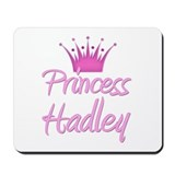 Princess Hadley Mousepad