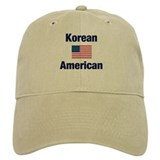Korean American Baseball Cap