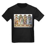 Four Seasons Kids Dark T-Shirt