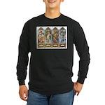 Four Seasons Long Sleeve Dark T-Shirt