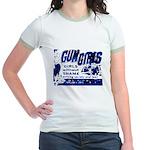 Gun Girls Jr. Ringer T-Shirt