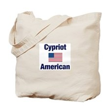 Cypriot American Tote Bag