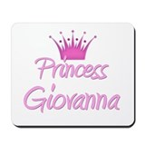 Princess Giovanna Mousepad