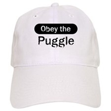 Obey the Puggle Baseball Cap