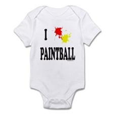 PAINTBALL Infant Bodysuit