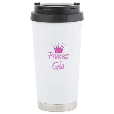 Princess Gia Ceramic Travel Mug