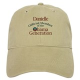 Danielle - Obama Generation Baseball Cap