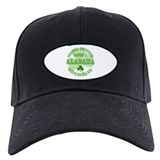 Lucky Alabama Leprechaun Baseball Hat