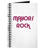 MAYORS ROCK Journal