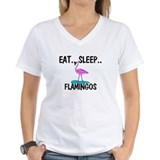 Eat ... Sleep ... FLAMINGOS Shirt