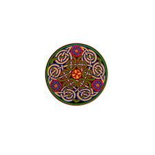 Circle of Life Mini Button
