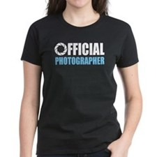 Official Photographer Tee