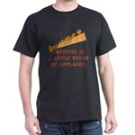 Protocol is Applause Dark T-Shirt