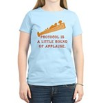 Protocol is Applause Women's Light T-Shirt