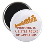 Protocol is Applause Magnet
