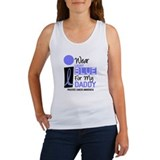 I Wear Light Blue For My Daddy 9 Women's Tank Top