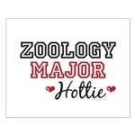 Zoology Major Hottie Small Poster