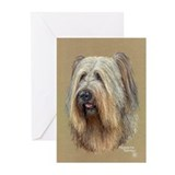 Briard Greeting Cards (Pk of 10)