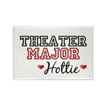 Theater Major Hottie Rectangle Magnet (100 pack)