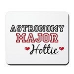Astronomy Major Hottie Mousepad