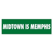 Midtown is Memphis (Bumper Sticker 50 pk)