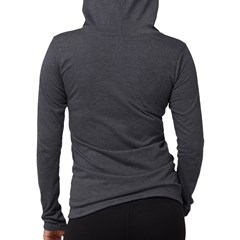 Nutrition Major Hottie Women's Raglan Hoodie