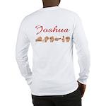 Joshua (Back) Long Sleeve T-Shirt