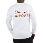 Jacob (Back) Long Sleeve T-Shirt