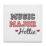 Music Major Hottie Tile Coaster