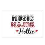 Music Major Hottie Postcards (Package of 8)