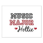 Music Major Hottie Small Poster