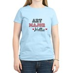 Art Major Hottie Women's Light T-Shirt