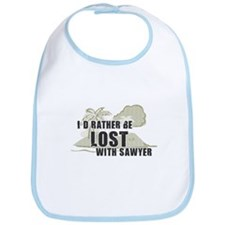 I'd Rather be Lost... Sawyer Bib