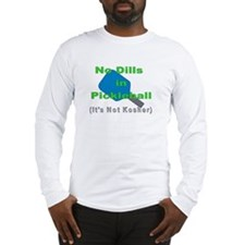 Pickleball Long Sleeve T-Shirt