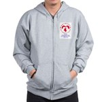 Sayreville Pet Adoption Center Zip Hoodie