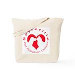 Sayreville Pet Adoption Center Tote Bag