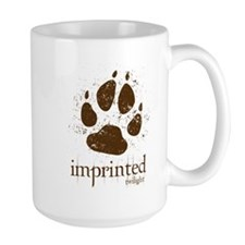 Werewolf Imprinted Twilight Mug