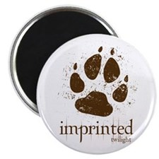 "Werewolf Imprinted Twilight 2.25"" Magnet (10 pack)"