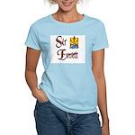 Sir Everett Women's Light T-Shirt