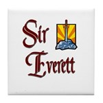 Sir Everett Tile Coaster