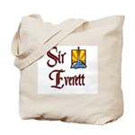 Sir Everett Tote Bag
