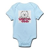Cute West highland terrier Onesie