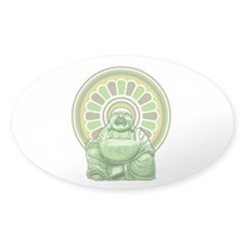 Laughing Buddha Decal