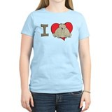 I heart toads T-Shirt