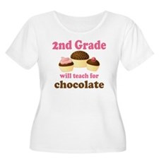 Funny 2nd Grade T-Shirt