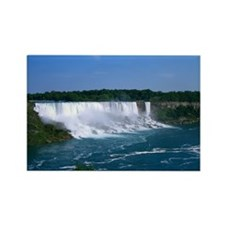 American Niagara Falls Rectangle Magnet (10 pack)