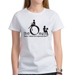 The O Myth Women's T-Shirt