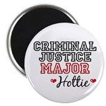 Criminal Justice Major Hottie Magnet