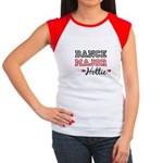Dance Major Hottie Women's Cap Sleeve T-Shirt